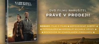 Vychází DVD filmu Narušitel
