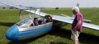 Splněný sen o létání